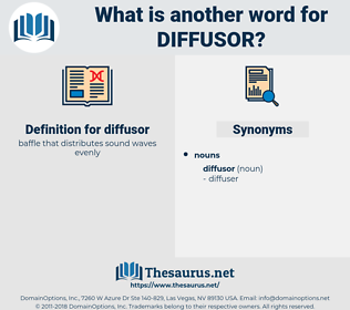 diffusor, synonym diffusor, another word for diffusor, words like diffusor, thesaurus diffusor
