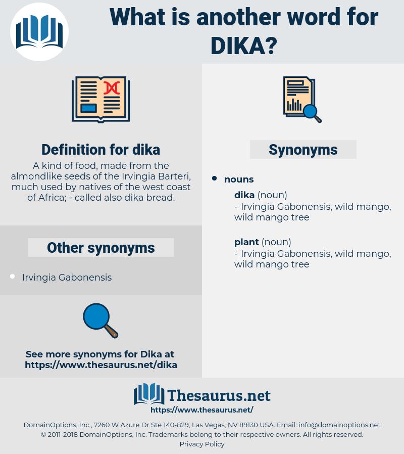dika, synonym dika, another word for dika, words like dika, thesaurus dika
