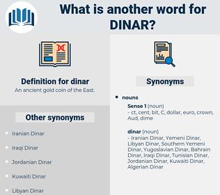 dinar, synonym dinar, another word for dinar, words like dinar, thesaurus dinar