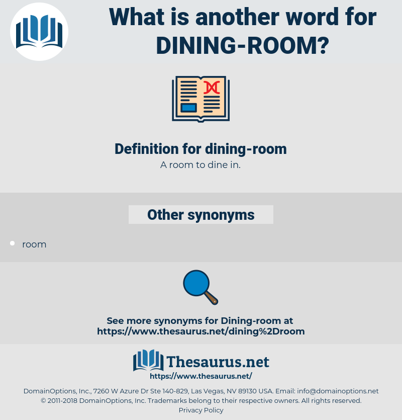 dining room, synonym dining room, another word for dining room, words like dining room, thesaurus dining room
