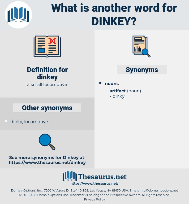dinkey, synonym dinkey, another word for dinkey, words like dinkey, thesaurus dinkey