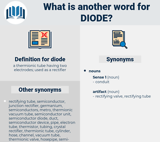 diode, synonym diode, another word for diode, words like diode, thesaurus diode