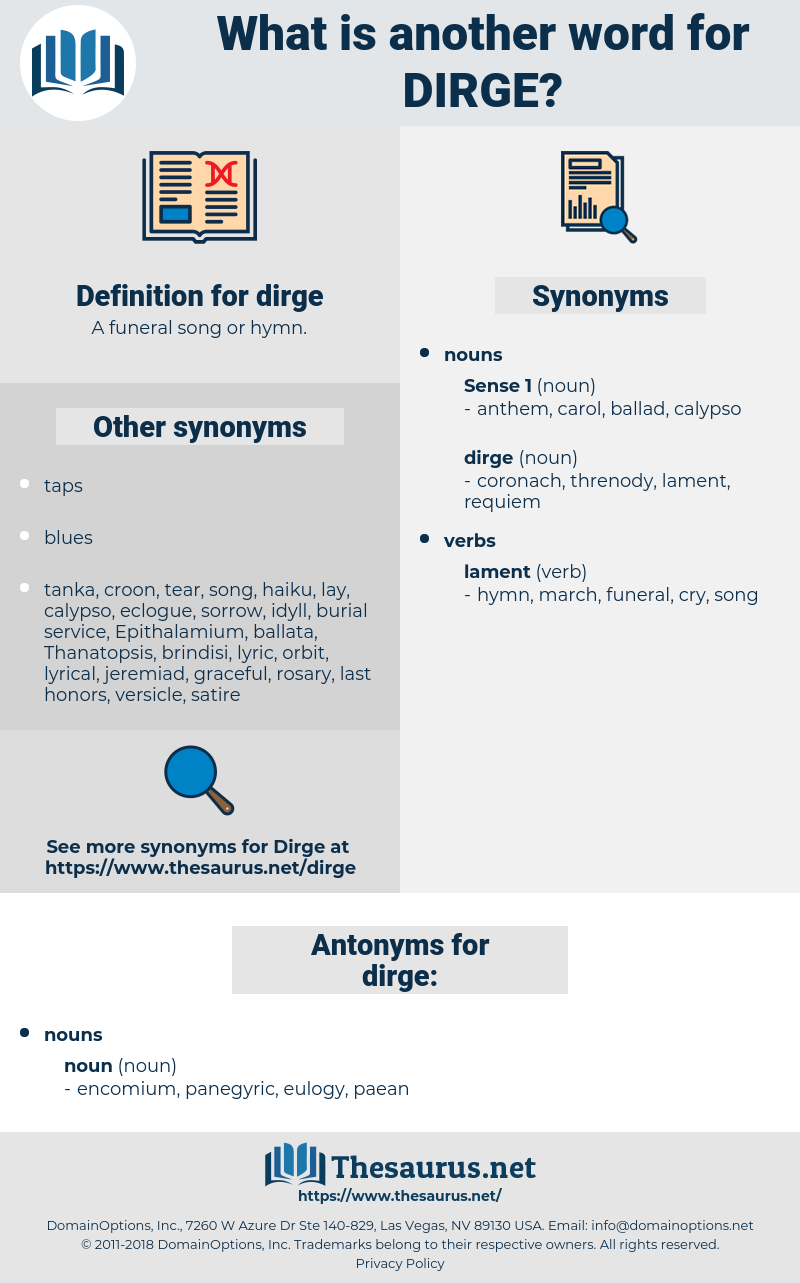 dirge, synonym dirge, another word for dirge, words like dirge, thesaurus dirge