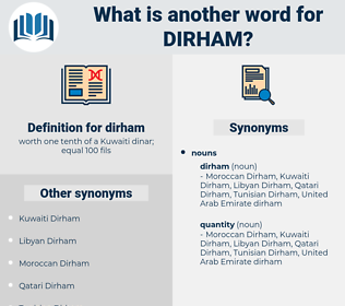 dirham, synonym dirham, another word for dirham, words like dirham, thesaurus dirham