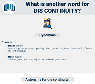 dis-continuity, synonym dis-continuity, another word for dis-continuity, words like dis-continuity, thesaurus dis-continuity