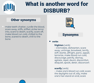 disburb, synonym disburb, another word for disburb, words like disburb, thesaurus disburb