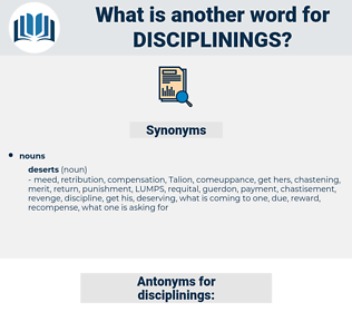 disciplinings, synonym disciplinings, another word for disciplinings, words like disciplinings, thesaurus disciplinings