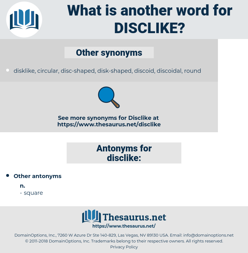 disclike, synonym disclike, another word for disclike, words like disclike, thesaurus disclike