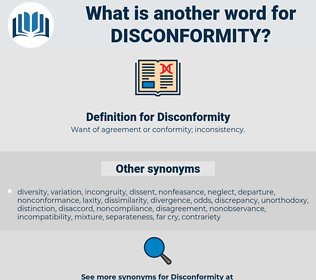 Disconformity, synonym Disconformity, another word for Disconformity, words like Disconformity, thesaurus Disconformity