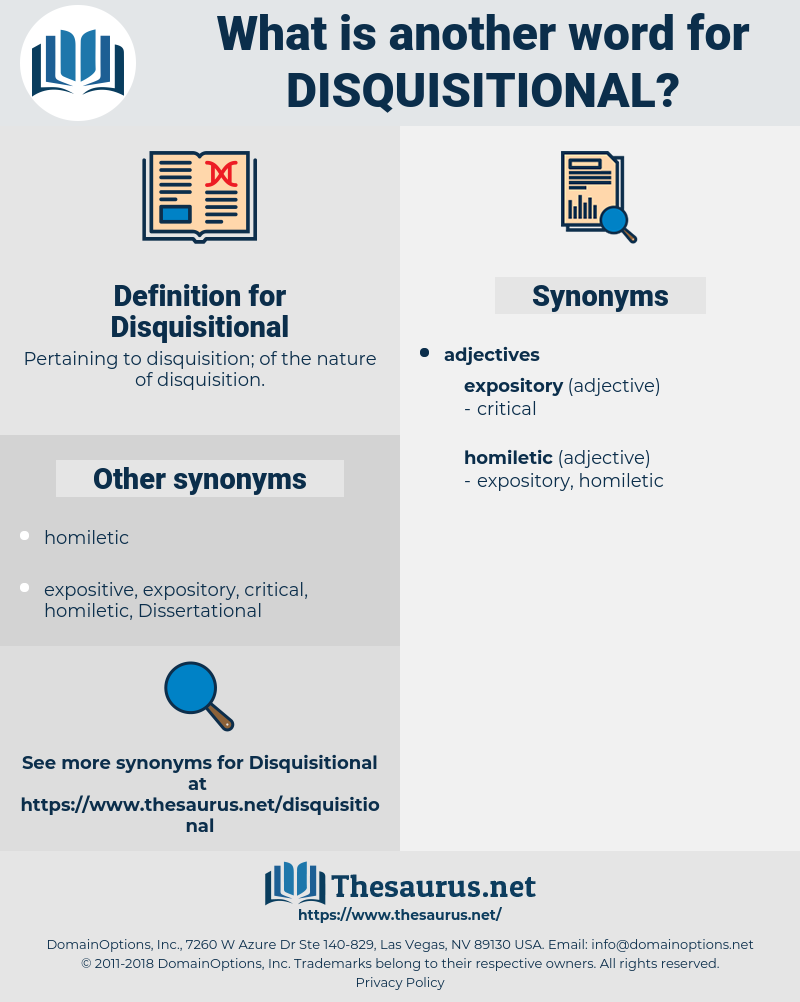 Disquisitional, synonym Disquisitional, another word for Disquisitional, words like Disquisitional, thesaurus Disquisitional