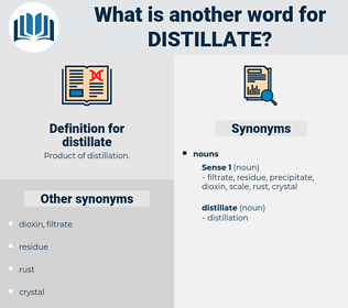 distillate, synonym distillate, another word for distillate, words like distillate, thesaurus distillate