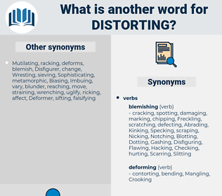 Distorting, synonym Distorting, another word for Distorting, words like Distorting, thesaurus Distorting