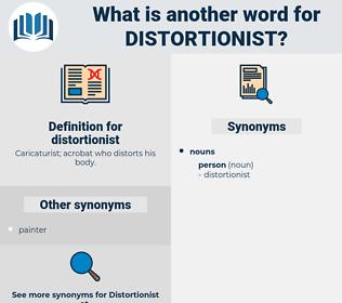 distortionist, synonym distortionist, another word for distortionist, words like distortionist, thesaurus distortionist