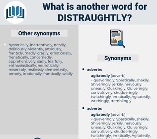 distraughtly, synonym distraughtly, another word for distraughtly, words like distraughtly, thesaurus distraughtly