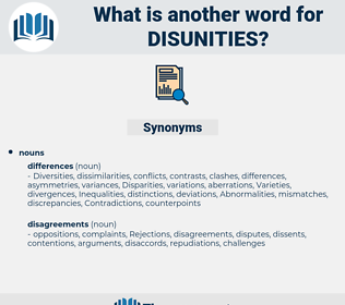 disunities, synonym disunities, another word for disunities, words like disunities, thesaurus disunities