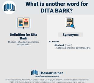 Dita Bark, synonym Dita Bark, another word for Dita Bark, words like Dita Bark, thesaurus Dita Bark