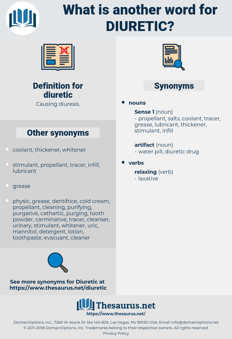 diuretic, synonym diuretic, another word for diuretic, words like diuretic, thesaurus diuretic