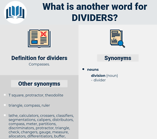 dividers, synonym dividers, another word for dividers, words like dividers, thesaurus dividers