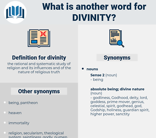 divinity, synonym divinity, another word for divinity, words like divinity, thesaurus divinity