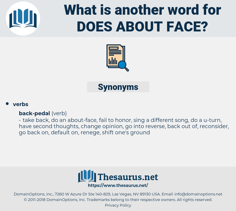 does about-face, synonym does about-face, another word for does about-face, words like does about-face, thesaurus does about-face