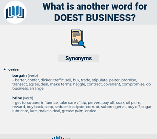 doest business, synonym doest business, another word for doest business, words like doest business, thesaurus doest business
