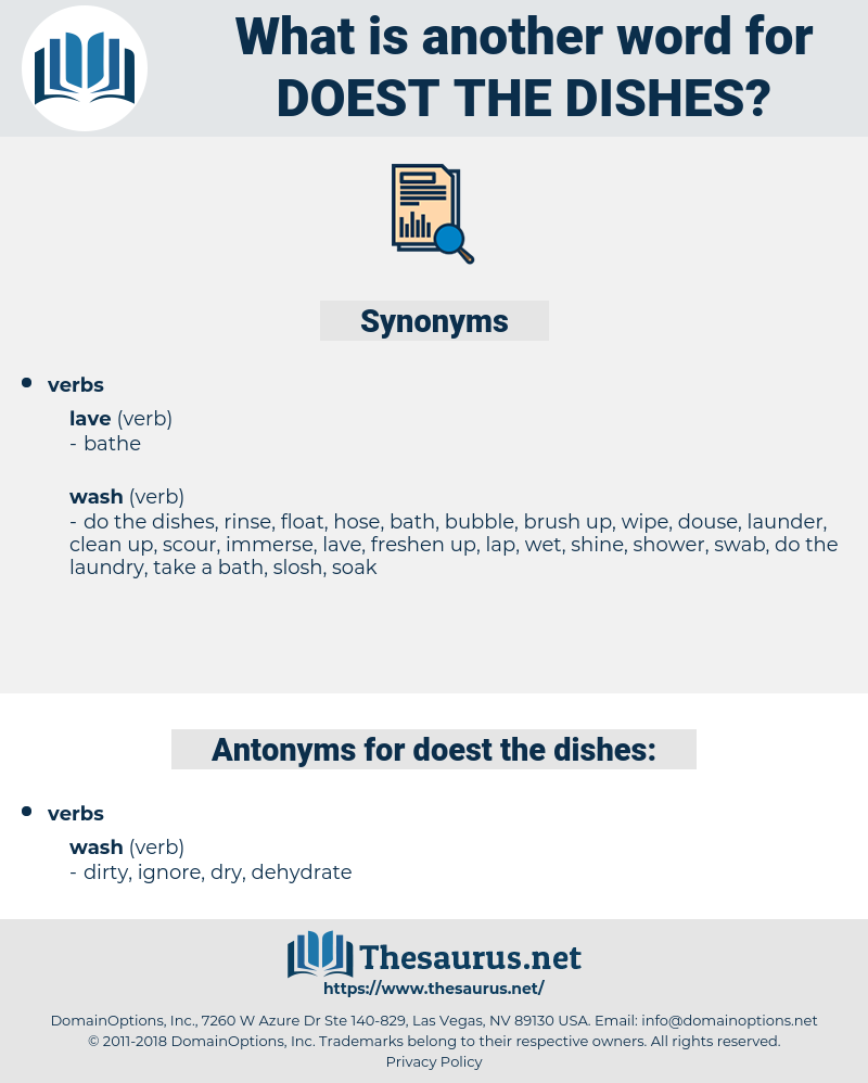 doest the dishes, synonym doest the dishes, another word for doest the dishes, words like doest the dishes, thesaurus doest the dishes