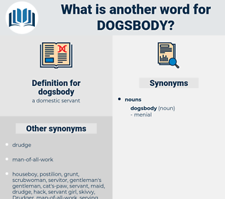 dogsbody, synonym dogsbody, another word for dogsbody, words like dogsbody, thesaurus dogsbody