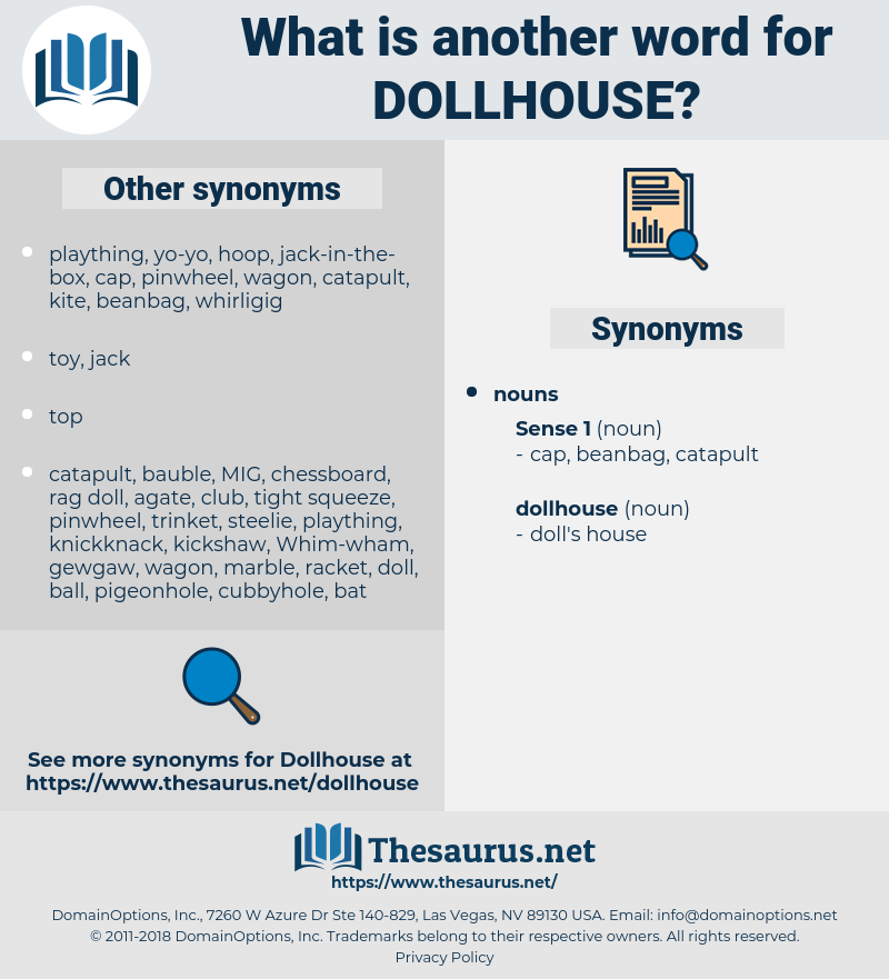 dollhouse, synonym dollhouse, another word for dollhouse, words like dollhouse, thesaurus dollhouse