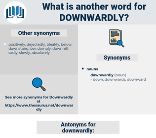 downwardly, synonym downwardly, another word for downwardly, words like downwardly, thesaurus downwardly