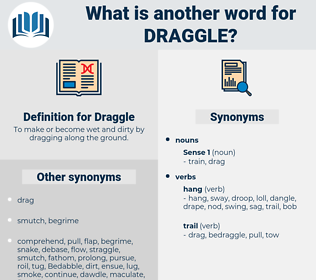 Draggle, synonym Draggle, another word for Draggle, words like Draggle, thesaurus Draggle