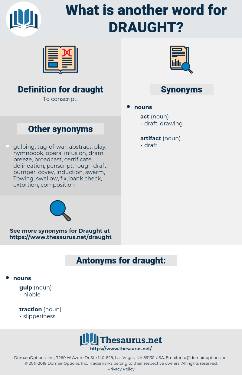 draught, synonym draught, another word for draught, words like draught, thesaurus draught