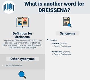 dreissena, synonym dreissena, another word for dreissena, words like dreissena, thesaurus dreissena