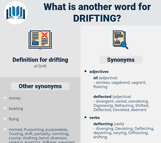 drifting, synonym drifting, another word for drifting, words like drifting, thesaurus drifting