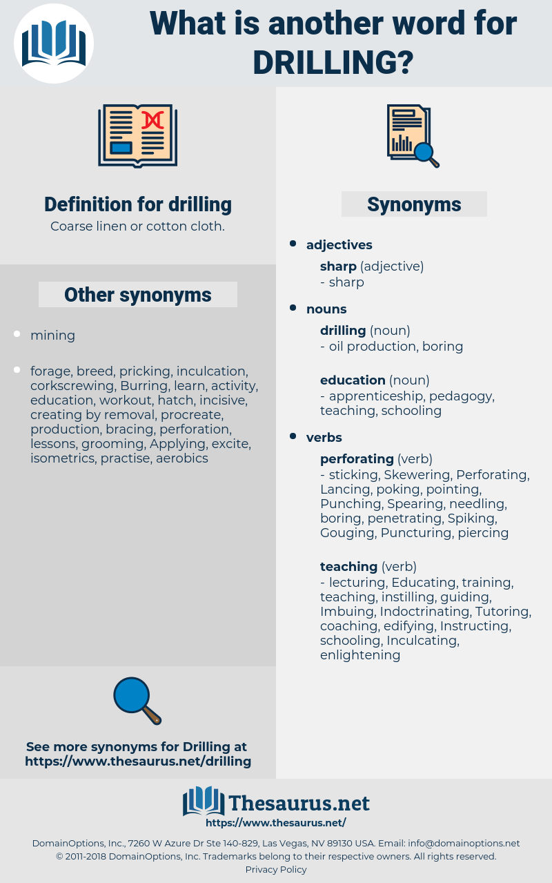 drilling, synonym drilling, another word for drilling, words like drilling, thesaurus drilling