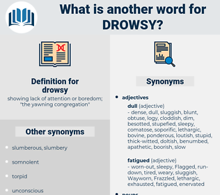 drowsy, synonym drowsy, another word for drowsy, words like drowsy, thesaurus drowsy