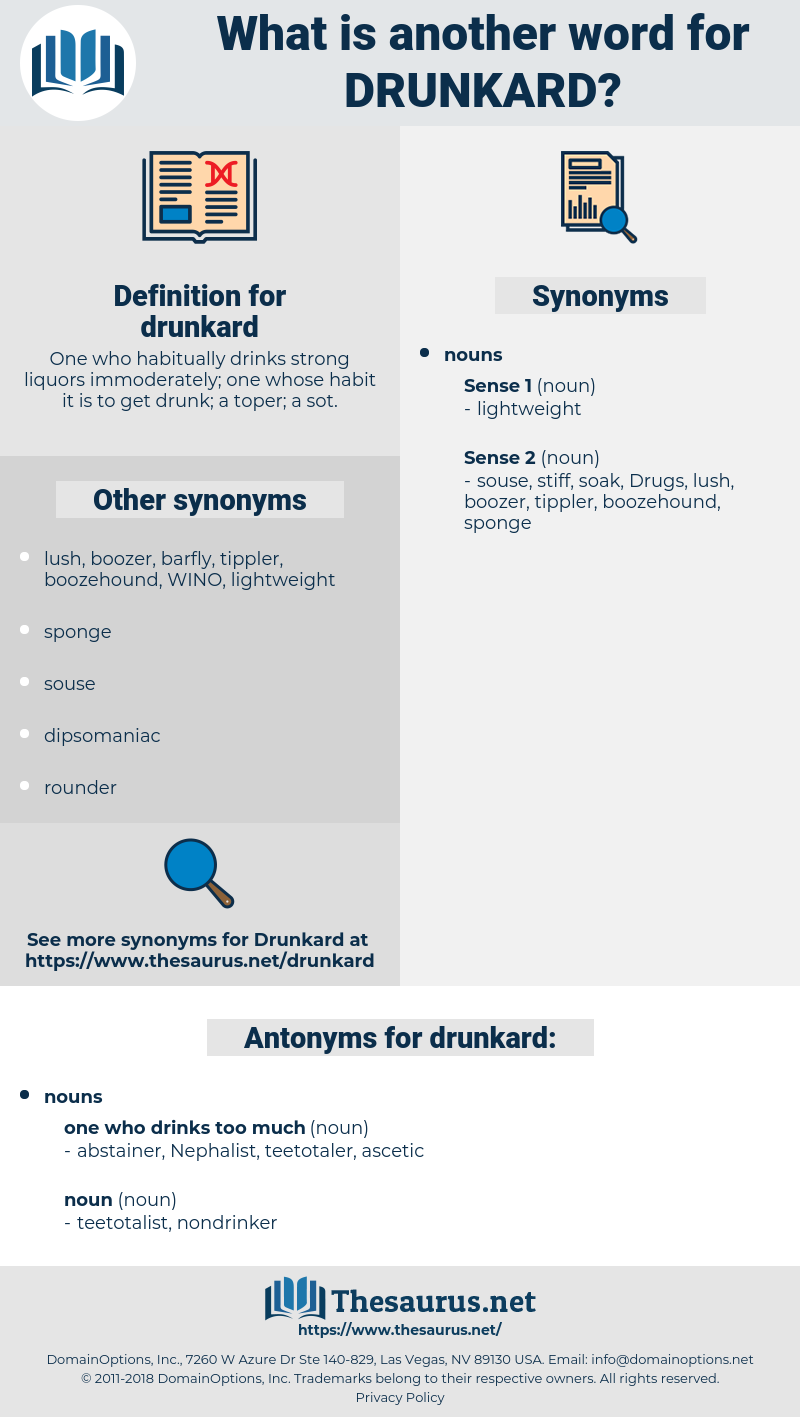 drunkard, synonym drunkard, another word for drunkard, words like drunkard, thesaurus drunkard