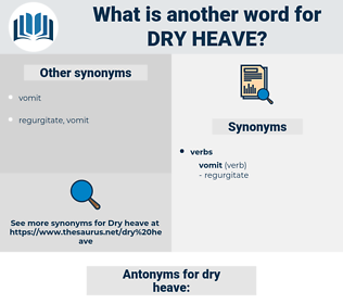 dry heave, synonym dry heave, another word for dry heave, words like dry heave, thesaurus dry heave