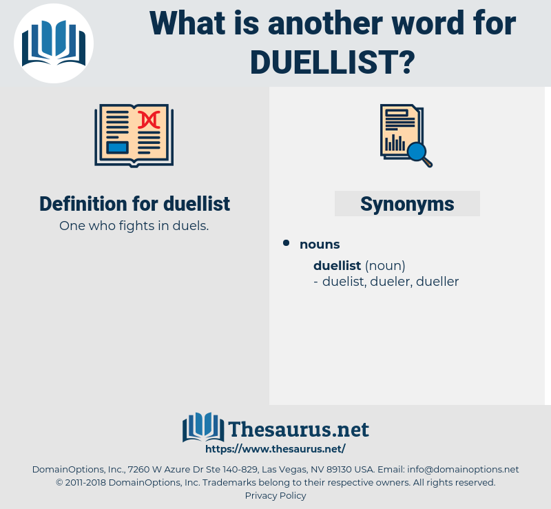 duellist, synonym duellist, another word for duellist, words like duellist, thesaurus duellist