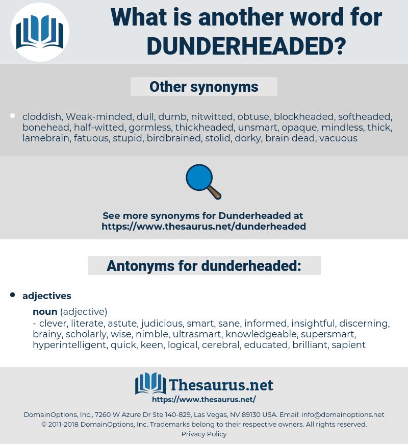 dunderheaded, synonym dunderheaded, another word for dunderheaded, words like dunderheaded, thesaurus dunderheaded