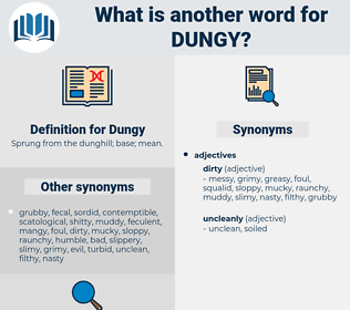 Dungy, synonym Dungy, another word for Dungy, words like Dungy, thesaurus Dungy