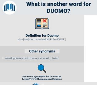 Duomo, synonym Duomo, another word for Duomo, words like Duomo, thesaurus Duomo
