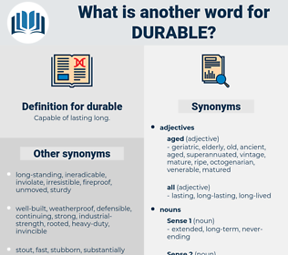 durable, synonym durable, another word for durable, words like durable, thesaurus durable