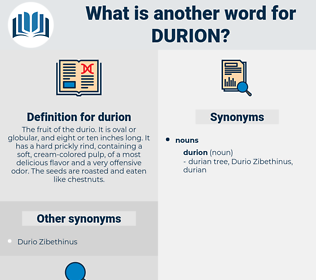 durion, synonym durion, another word for durion, words like durion, thesaurus durion