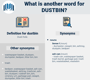 dustbin, synonym dustbin, another word for dustbin, words like dustbin, thesaurus dustbin