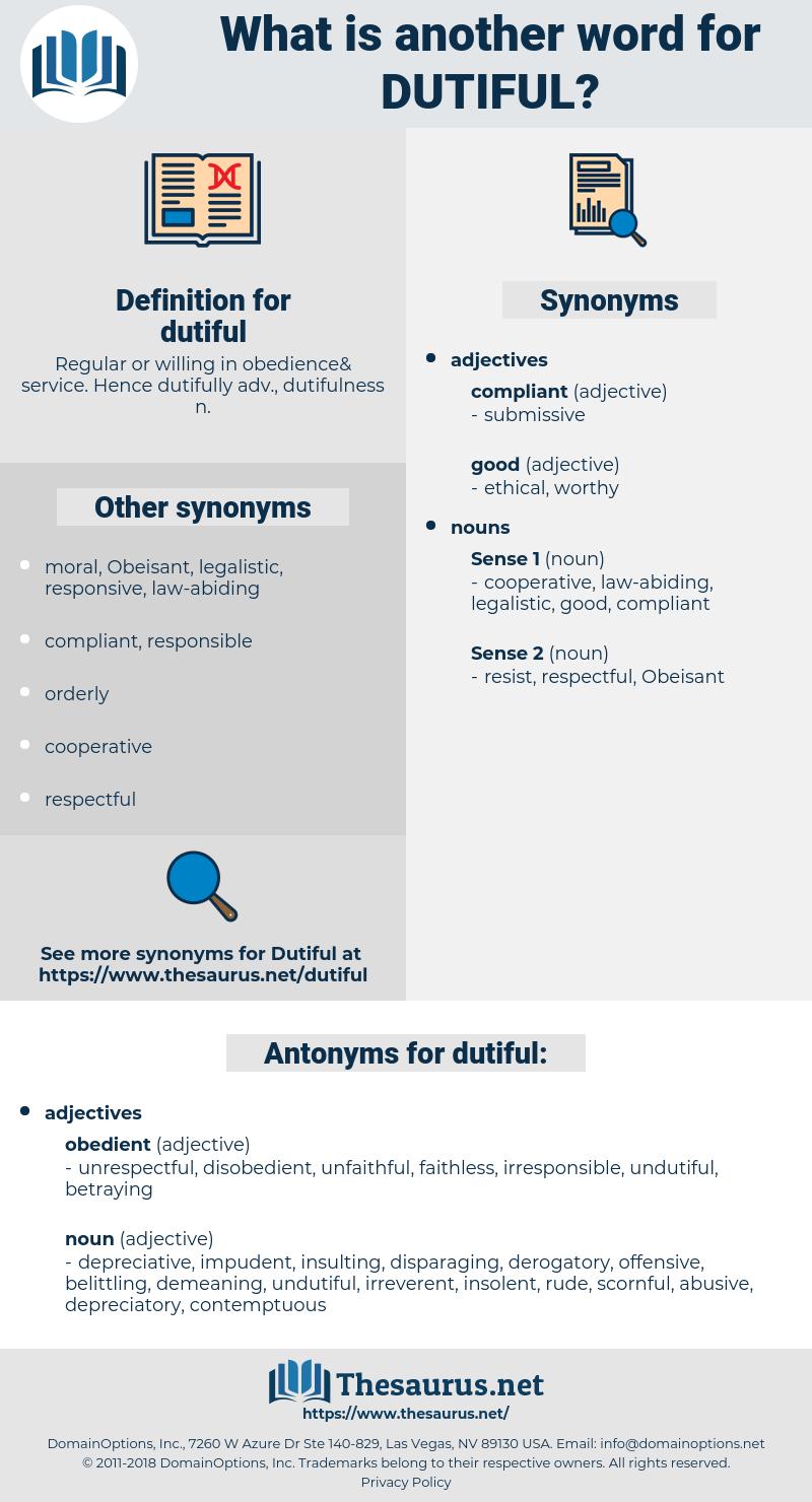 dutiful, synonym dutiful, another word for dutiful, words like dutiful, thesaurus dutiful