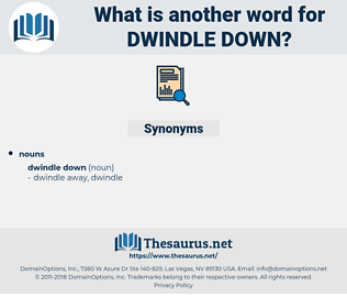 dwindle down, synonym dwindle down, another word for dwindle down, words like dwindle down, thesaurus dwindle down