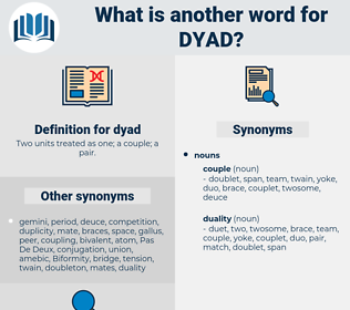 dyad, synonym dyad, another word for dyad, words like dyad, thesaurus dyad