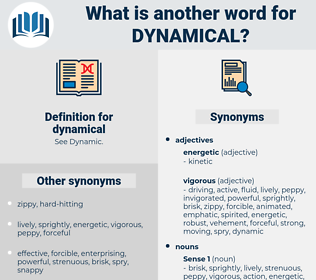 dynamical, synonym dynamical, another word for dynamical, words like dynamical, thesaurus dynamical