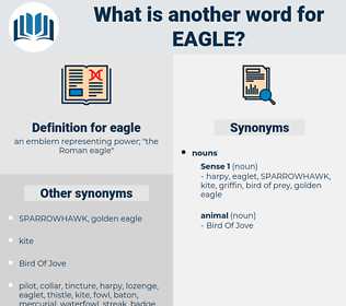 eagle, synonym eagle, another word for eagle, words like eagle, thesaurus eagle