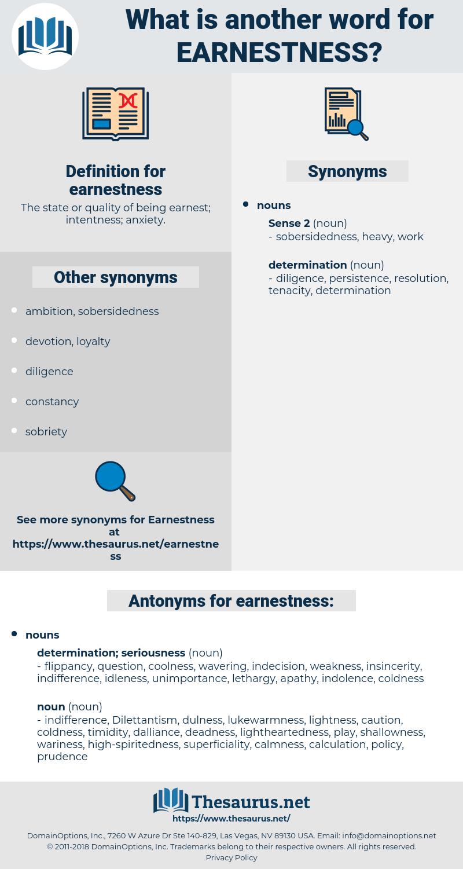 earnestness, synonym earnestness, another word for earnestness, words like earnestness, thesaurus earnestness